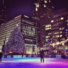 Photo taken at City of Detroit by MiRk™ on 12/12/2012