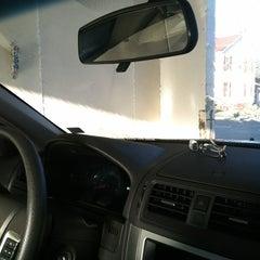 Photo taken at Jiffy Car Wash by Jenny J. on 3/14/2013