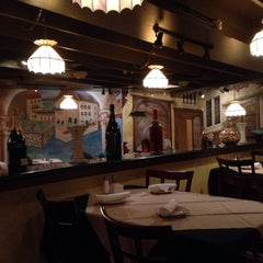 Photo taken at Forno's Of Italy by Mario D. on 2/2/2015