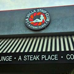 Photo taken at La Jolla Strip Club by Comic-Con G. on 1/24/2013