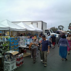 Photo taken at Kobey's Swap Meet by Comic-Con G. on 7/7/2013