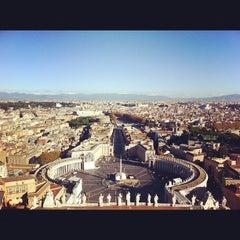 Photo taken at Città del Vaticano by Matthew B. on 12/3/2012