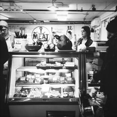 Photo taken at The Brooklyn Kitchen by Nicole F. on 2/3/2013