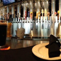 Photo taken at Yard House by Geoffrey G. on 10/25/2012