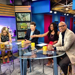 Photo taken at VH1 Big Morning Buzz Live Studio by Jack R. on 4/9/2013