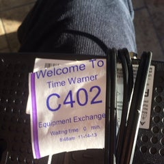 Photo taken at Time Warner Cable by Jesse W. on 11/14/2013