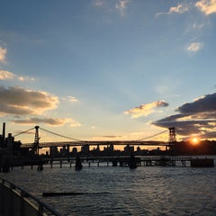 Photo taken at North 5th St Pier by Shane R. on 12/11/2012