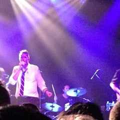 Photo taken at Irving Plaza by Chelle . on 3/10/2013