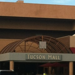 Photo taken at Tucson Mall by Lisa R. on 1/20/2013