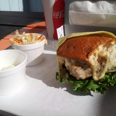 Photo taken at Willy Burger by Morgan T. on 4/6/2013