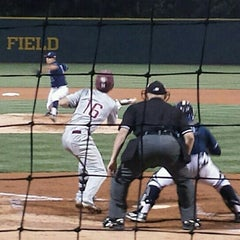 Photo taken at Anteater Ballpark - Cicerone Field by Joseph B. on 3/23/2016
