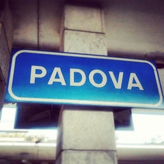 Photo taken at Stazione Padova by Elena E. on 4/1/2013