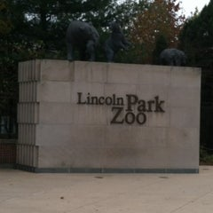 Photo taken at Lincoln Park Zoo by Casey H. on 10/31/2012