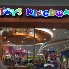 Photo taken at Toys Kingdom Gandaria City by Dewono S. on 7/29/2014