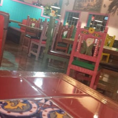 Photo taken at Rosa's Cafe and Tortilla Factory by Caytlin W. on 1/25/2014