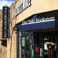 Photo taken at Yale University Bookstore by The Brew Mama on 12/5/2012