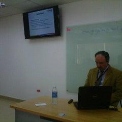 Photo taken at Ministerio de Relaciones Laborales by Roberto V. on 10/26/2012
