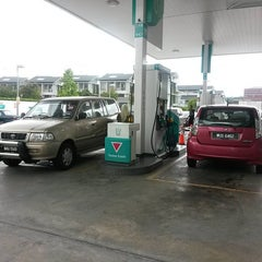 Photo taken at PETRONAS Station by ShamimiHaniza D. on 11/22/2015