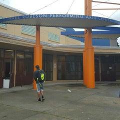 Photo taken at Rainier Beach High School by Karla T. on 3/13/2016