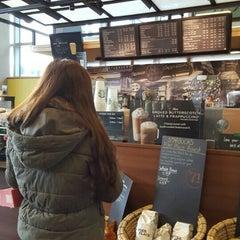 Photo taken at Starbucks by Karla T. on 3/8/2016