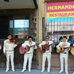 Photo taken at Hernandez Mexican Food by David L. on 5/5/2013