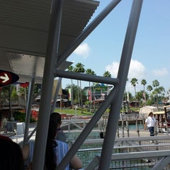 Photo taken at CityWalk Water Taxi by Ravi S. on 6/17/2013