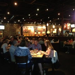 Photo taken at BJ's Restaurant and Brewhouse by Mike P. on 6/15/2013