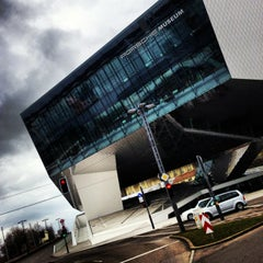 Photo taken at Porsche Museum by July on 3/10/2013