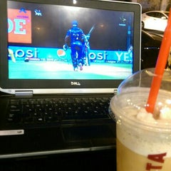 Photo taken at Costa Coffee by Varun V. on 5/19/2015