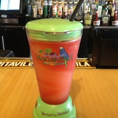 Photo taken at Margaritaville Bar & Grill by Katie S. on 5/17/2013