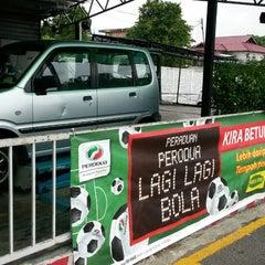 Photo taken at Perodua Service Jalan Genting Klang by Qasseh A. on 7/3/2014