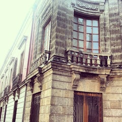 Photo taken at Museo Nacional de San Carlos by Jacobo P. on 1/13/2013