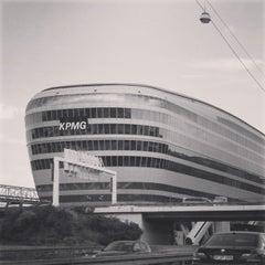 Photo taken at Frankfurt (Main) Flughafen Fernbahnhof by David H. on 5/8/2013