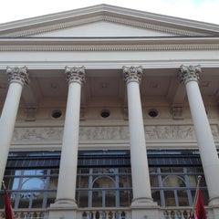 Photo taken at Royal Opera House by Grzegorz D. on 11/29/2012