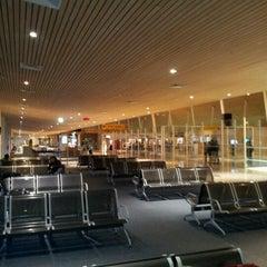 Photo taken at Aeropuerto Internacional El Tepual (PMC) by juan pablo v. on 12/1/2012