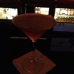 Photo taken at Sublime Bar Lounge by Travis B. on 9/18/2012