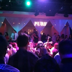Photo taken at PURE Nightclub by Jessica w/ E. on 6/2/2013