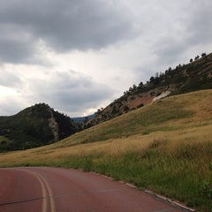 Photo taken at Roxborough State Park by Jim O. on 7/16/2014