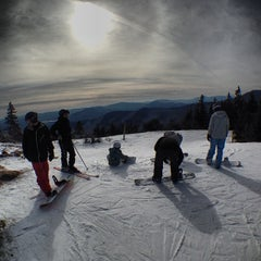 Photo taken at Jordan Bowl by Micah W. on 2/2/2014