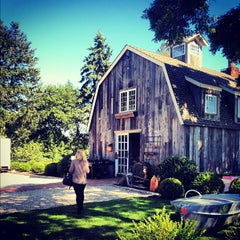 Photo taken at Sherwood House Tasting Room by Sloane B. on 9/15/2012