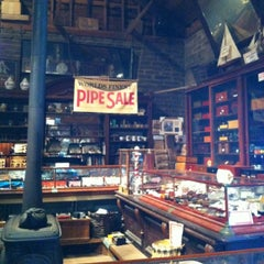 Photo taken at Racine & Larame Cigar Shop by Aldrich on 2/24/2013