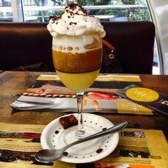 Photo taken at Z Café by Bianca D. on 7/6/2014