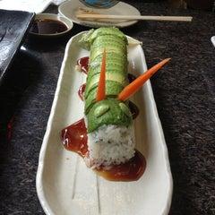 Photo taken at Sushi & Teri by Blu on 6/30/2013