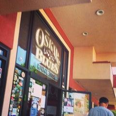 Photo taken at Oskar Blues Grill & Brew by Frank A. on 6/28/2013