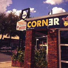 Photo taken at Corner by Frank A. on 9/13/2013