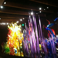 Photo taken at Chihuly Collection by Evette S. on 9/29/2012