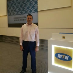 Photo taken at MTN Innovation Centre by Carl S. on 6/5/2015