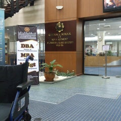 Photo taken at Graduate School of Management (IIUM-GSM) by Idris B. on 5/29/2013