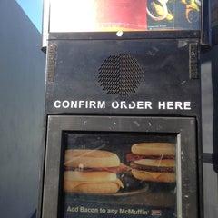 Photo taken at McDonald's by Nick B. on 5/12/2013
