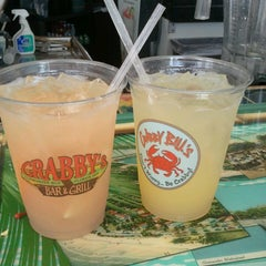 Photo taken at Crabby Bill's Clearwater Beach by Jenny P. on 5/13/2013